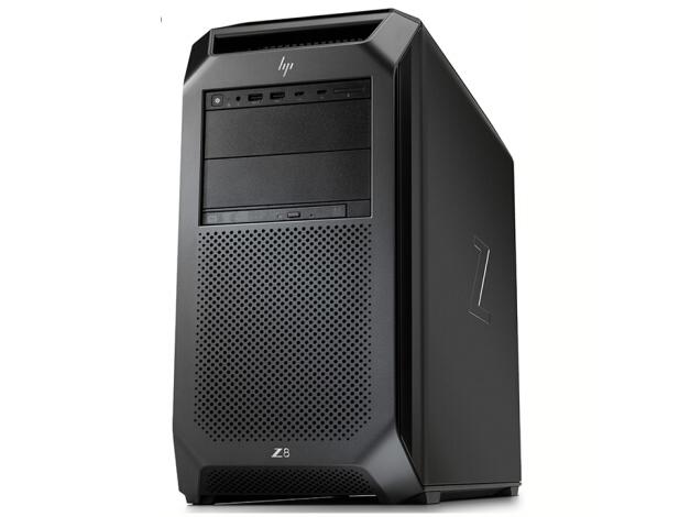惠普 Z8 G4(6226R 2.9GHz 16C/8G ECC/1T/DVD/USB键鼠)