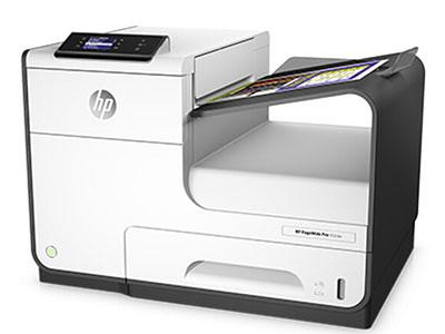 惠普 577DW页宽喷墨打印机