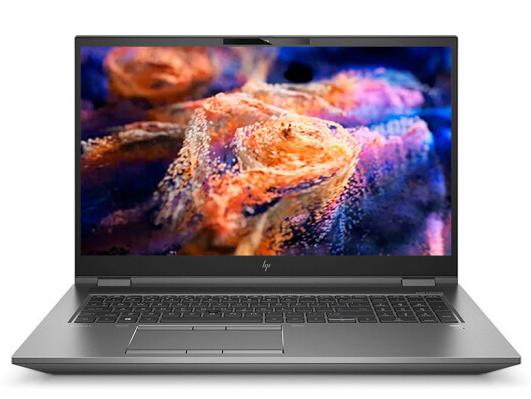 惠普 ZBOOK Fury 17 G7 2G1P6PA i7-10850H(2.4GHz/16MB/8核)/ RTX 3000 6GB/ 1x32G SSD/256GB HDD/2TB 5400RPM /FHD 300nit IR