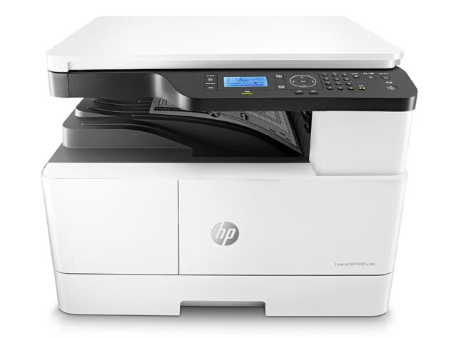 惠普(HP)M42523dn A3 数码复合机 桌面型商用 自动双面打印 23页/分钟