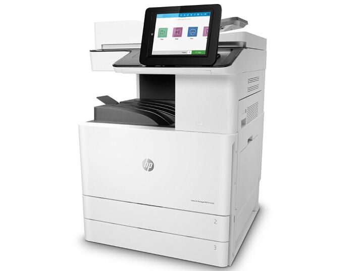 惠普(HP)E72425dn A3A4黑白数码复合机 大型打印复印扫描一体机