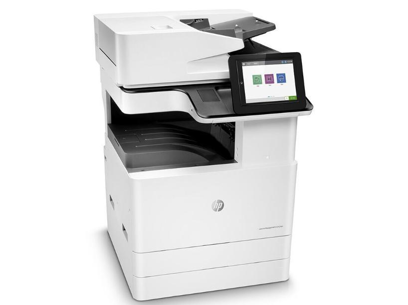 惠普(HP) E72530z 黑白激光A3数码复合机 (自动双面 打印复印扫描)