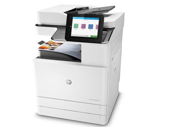 惠普(HP)E82540du A3打印机复印机扫描 管理型数码复合机
