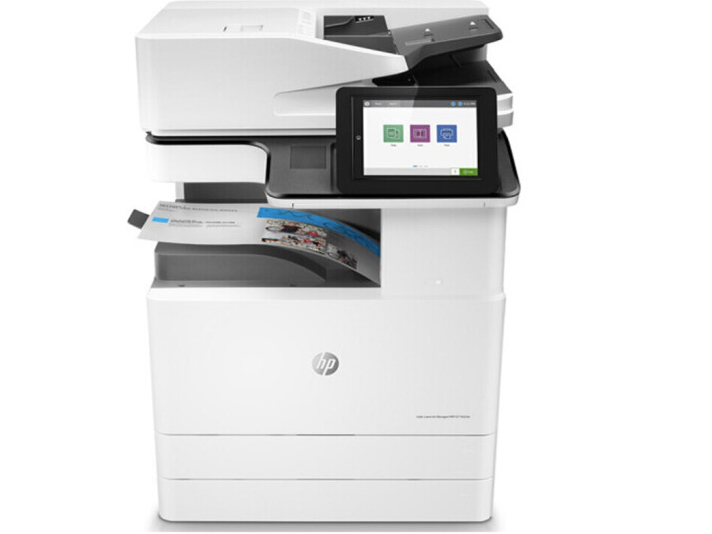 惠普(HP)Color LaserJet Managed MFP E77422dn管理型彩色数码复合机(打印复印扫描打印一体机)