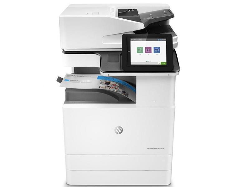 惠普(HP)MFP E77825dn管理型A3彩色黑白数码复合机打印机复印一体机