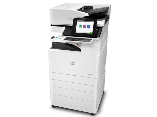 惠普(HP)MFP E77830z 管理型彩色数码复合机(打印、复印、扫描)