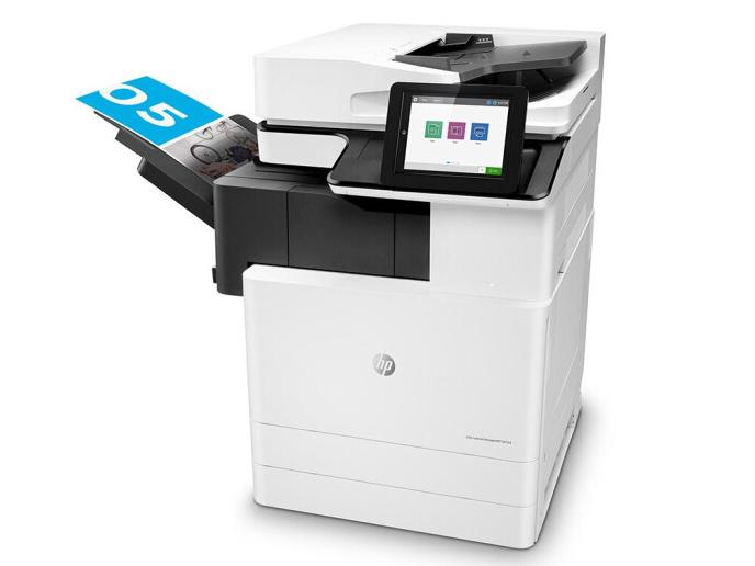 惠普(HP)Color LJ Managed MFP E87650du 管理型彩色数码复合机