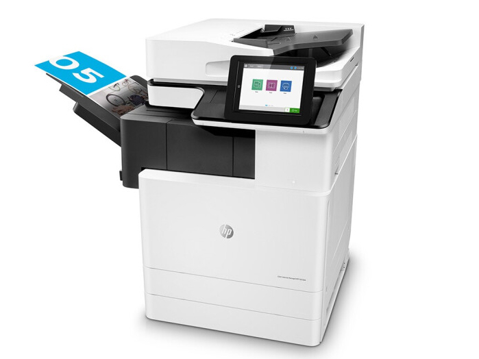 惠普(HP)Color LJ Managed MFP E87660du 管理型彩色数码复合机