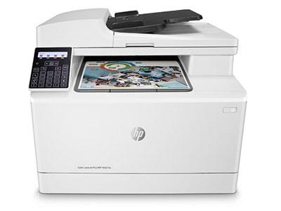 惠普 M181FW 彩色一体打印机A4
