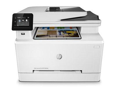 惠普281FDN 彩色一体打印机A4