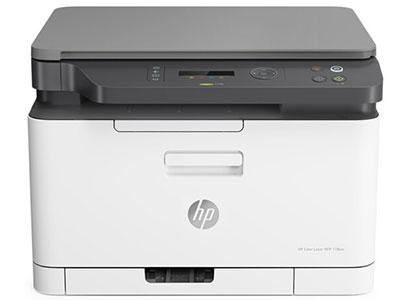 惠普 178NW 彩色一体打印机A4