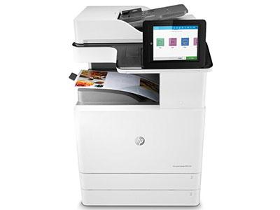 惠普 77422DN 彩色一体打印机A4