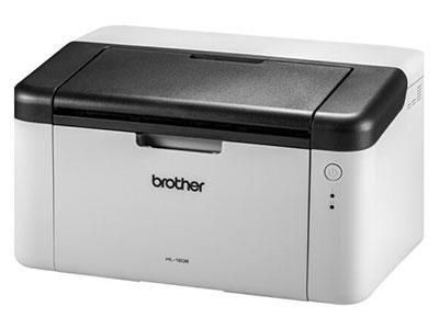 兄弟1208 A4幅面黑白激光打印机 高速打印 便携打印机