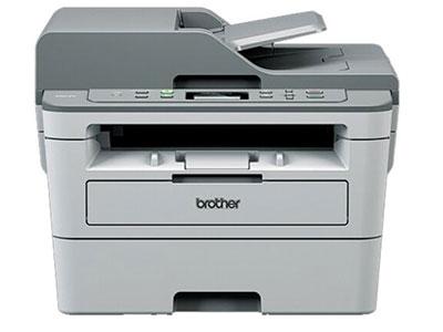 兄弟  7535DW黑白激光打印机一体机