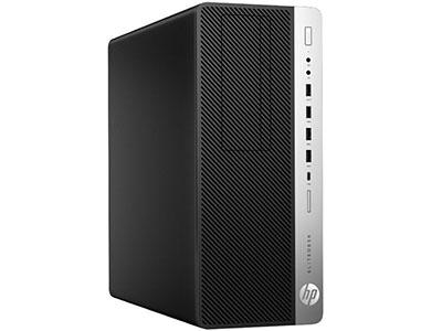 惠普 EliteDesk  800 G5  NewCorei7-9700(3G/12M/8核)/32G(2*16GDDR42666)/512G SSD
