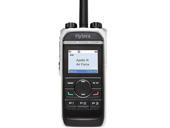 海能达 PD660 专业数字对讲机