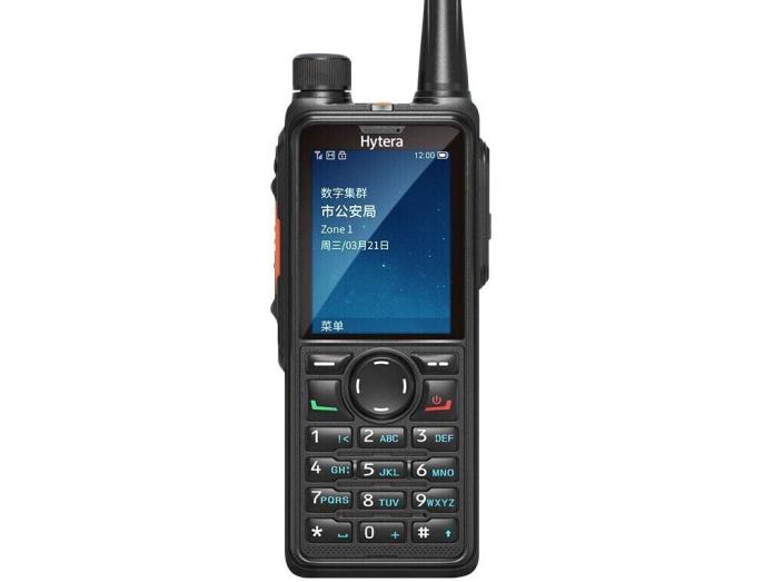 海能达 HP780 新一代PDT专业数字对讲机