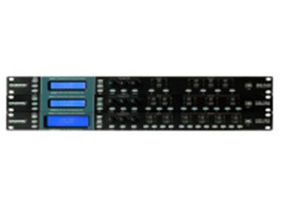 """DIR-360高性能的24bit模擬/數模轉換器,并采用目前運行速度最快的32bit浮點運算芯片,提供完美的音色。   3個FAP(Fast Access Preset)快速預設調用鍵,一鍵調用迅速切換預設,不管是會議還是演出,應用模式隨心切換。   每輸入輸出通道6段參數均衡,每輸入輸出通道1000ms延時器,分頻器,限幅器等處理功能集于一身。   專業的綠色版免安裝控制軟件及免驅動USB連接,保證用戶快速""""傻瓜式""""連接調試。   可設置密碼保護設備以免非相關人員誤操作"""
