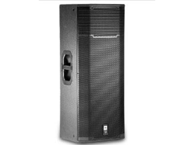 "JBL  PRX425 頻率范圍 (-10 dB):48 Hz – 19 kHz 頻率響應 (+3 dB):61 Hz – 16 kHz 覆蓋角度:90° x 50° nominal 靈敏度:100 dB SPL (1w@1m) 功率(粉噪):600 W / 1200 W / 2400 W (連續/節目/峰值) 大聲壓級:134 dB SPL peak 阻抗:4 ohms 尺寸 (H x W x D): 1044 mm x 429 mm x 521 mm (41.1"" x 16.9"" x 20.5"