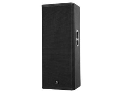 """JBL VPX725 15""""高效型低音單元  1.5""""環形聚乙烯振膜壓縮高音單元  箱體采用優質木夾板,覆黑色DuraFlexTM涂層  70° × 60° (H × V)覆蓋角度,具有均勻平滑的軸向與偏軸向響應  高強度16號鋼質網罩,內襯防護聲學纖維  12處懸掛點,便于各種朝向吊掛安裝  應用:  現場樂聲、人聲或重放擴聲  可搭配超低音使用"""