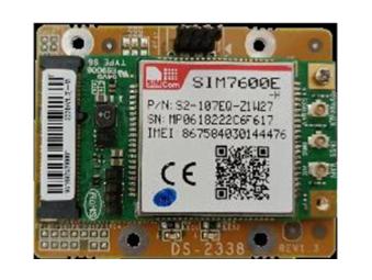 海康威视 DS-RHA64-W4P专用4G通信模块;支持拨打 8 个号码(模拟语音);支持给 8 个号码发报警短信