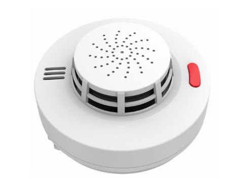 海康威视 DS-RD1-SMKD-W 烟感无线底座(电池供电)
