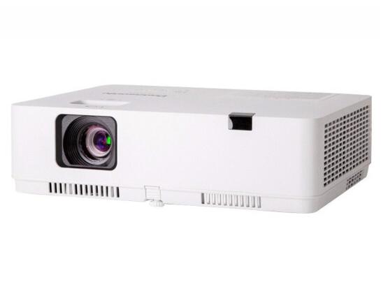 松下 PT-XZ400C緊湊型全高清 投影儀 投影機辦公 商務 教學(WUXGA 4000流明 雙HDMI)