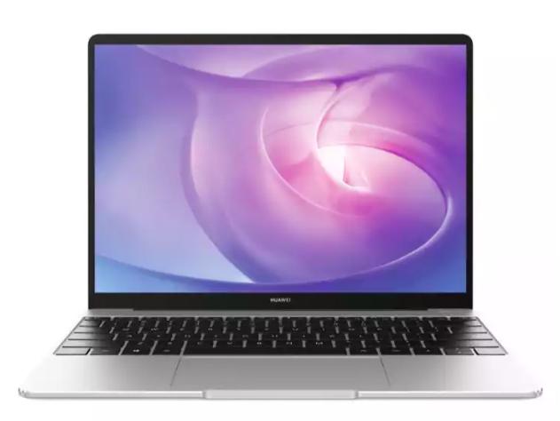 华为笔记本电脑 MateBook 13 2020 锐龙版 13英寸 R7 4800H 16G+512G 2K触控全面屏 多屏协同 轻薄本 皓月银
