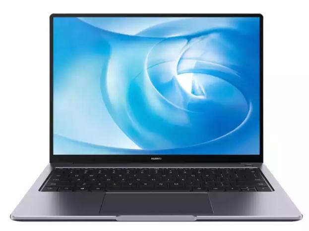 华为笔记本电脑 MateBook 14 2020款 14英寸 锐龙版R5 4600H 16G+512G 2K触控全面屏轻薄本/多屏协同 深空灰