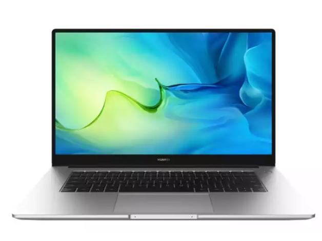 华为笔记本电脑 MateBook D 15 2020款 15.6英寸 7nm R7 16G+512G 轻薄本/护眼全面屏/多屏协同/超级快充 银