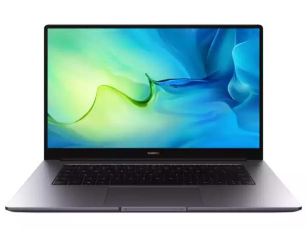 华为笔记本电脑 MateBook D 15 2020款 15.6英寸 7nm R7 16G+512G 轻薄本/护眼全面屏/多屏协同/超级快充 灰