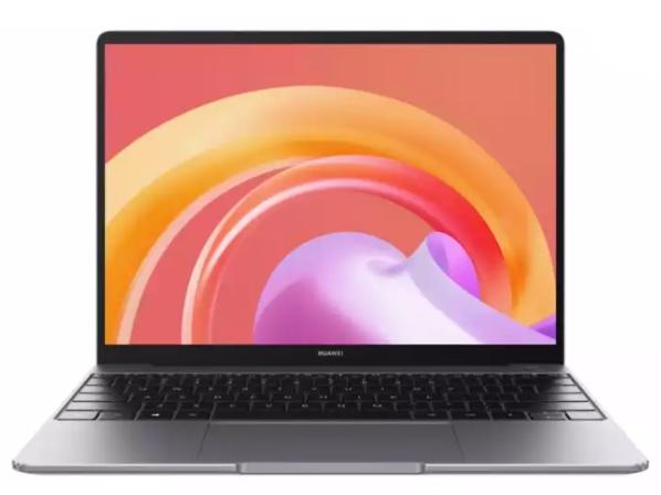 华为笔记本电脑MateBook 13 2021款 13.0英寸 11代酷睿i5 16G 512G 锐炬显卡/2K触控轻薄本/多屏协同 深空灰