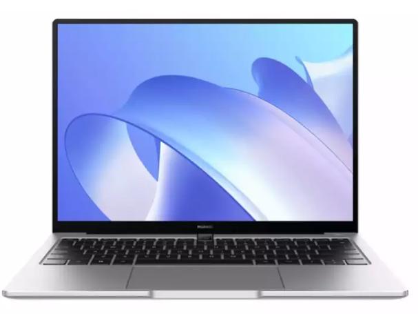 华为笔记本电脑MateBook 14 2021款 14.0英寸11代酷睿i5 16G 512G 锐炬显卡/2K触控轻薄本 /多屏协同 皓月银