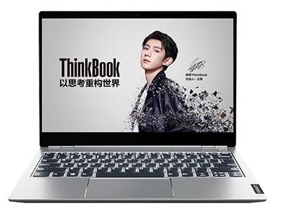 联想 ThinkBook 13S 02CD I5 1135G7 16G 512G 4.0固态 集 银