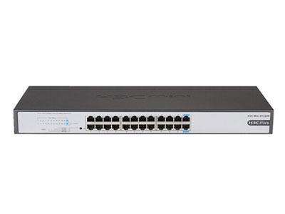 "H3C Mini S1224R ""接口:24個10/100/1000Base-TX以太網端口,標準機架 交換容量:48Gbps    包轉發率:36Mpps 標準交換、網絡克隆、匯聚上聯、端口隔離 四種工作模式"""