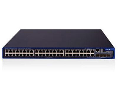 H3C 5500V3-48P-SI 交換容量:432Gbps/4.32Tbps,交換容量132/166Mpps;48GE+2SFP+2SFP+口