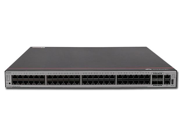 華為 S5735S-S48T4S-A (48個10/100/1000BASE-T以太網端口,4個千兆SFP,含1個60W交流電源)