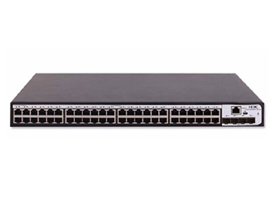 "H3C WS5820-52TP-WINET  ""  交換容量336Gbps/3.36Tbps,包轉發率108Mpps,48個10/100/1000base-T電口,2個GE Combo電口,2個100/1000base-X SFP端口,2個1000base-X SFP端口,支持AC,H3C WINET可配合綠洲云管理平臺,享用專業的網絡管理和運維服務,極大降低企業用戶網絡管理的投資成本,同時提高網絡運維管理體驗。"""