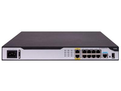 "H3C MSR2600-10-X1-winet ""2GE WAN,8GE LAN/WAN,19 英寸,可上綠洲平臺 帶機量300-400 """