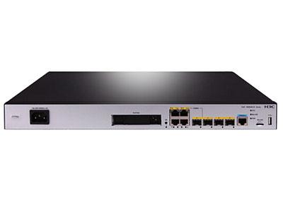 H3C MSR3610-X1-winet 4*GE(2COMBO)+2SFP,支持HD+4個SIC插槽帶機400-60