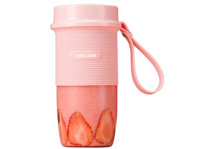 长虹红太阳便携果汁杯GZJ-28D08,强劲动力,网红果汁机,无线便携,鲜榨C随行,小巧便捷