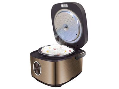 长虹电饭煲(电脑版)FB40-XQ4,精选不沾内胆,易清洗,外观大方简洁,无边框方型设计