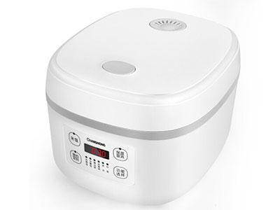 长虹电饭煲(电脑版)CFB-F50H40 5升大容量,大功率加热,流畅圆形外观,萌感十足,简约百搭色