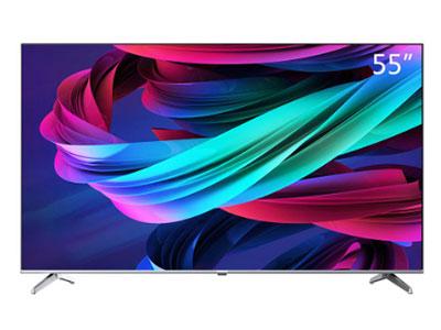 长虹(CHANGHONG)55H6GD 55英寸4K解码1GB+8GB智能语音电视