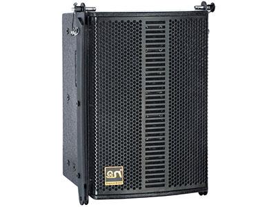 "QSN              (英国)N3-LAP有源紧凑型线阵阵列音箱 ""•功放类型: Class D功放  输入灵敏度: - 4 dBV;信号处理: DSP, 48 kHz, 24 bits;多种斜率模式切换;输入输出增益、静音、相位、限幅、压缩、噪声门、延时、高低通、参量EQ、Q值等设置 保护: 多重限幅,短路,热保护;控制: On / Off 开关, 总音量,        指示灯: 电源指示,信号指示,限幅指示,保护指示; 信号输入/输出接口: input XLR / Router-output XLR; 电源输入/输出接口:Neutrik Po"