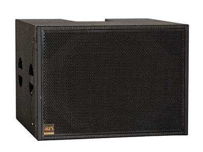 "QSN              (英国)LA210A单18寸配套低音 ""•低音喇叭 : 1×18"""" (汝磁Φ100mm)    •频响 (±3dB) : 32Hz-400Hz   •额定/峰值功率:800W /3200W •阻抗:8欧 •灵敏度 : 98dB   •最大声压SPL: 128dB"