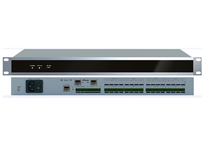 "QSN/韵强/英国)DMD208D网络音频处理器 ""型 号DMD208 构架8×8矩阵/双DSP DSP处理Ti 456MHz FLOPS DSP RS232/RS4851 RJ45控制接口1 USB接口1 RJ11电话接口0 DANTE网络主网口+备份网口 DANTE网络延时"