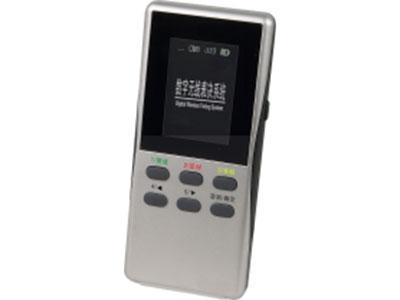 """澳雅声 无线表决器AS-9208R """"智能化液晶显示屏设计:液晶显示除具有通讯状态显示,表决信息显示,还具维护、检测信息显示--频道、表决器编号、低电压关机。 ↘跳频:64频点互转 ↘工作环境(温度):-20 ℃~+50℃ ↘系统最大容量:2000席 ↘通讯方式:GFSK无线通讯,保密协议+多重校验 ↘液晶参数:128*160 1.7寸TFT屏;显示表决器号码,频道信息,电量显示,表决/报到信息; ↘低电量自动关机 ↘电脑软件远程控制关机 ↘灵敏度:-121dBm ↘发射功率:"""