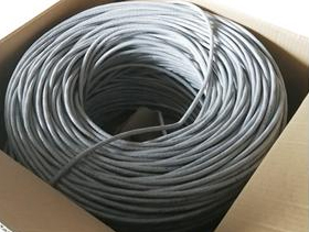 普天迅達 六類4對FTP數據電纜 PT-6A42057D 灰色