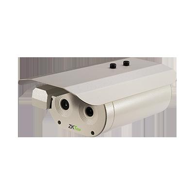 熵基科技ZK-FACE-DM60I人脸测温摄像机 热成像技术一体化自带黑体矫正,可配支架和电视机